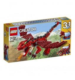 LEGO Creator Červené příšery