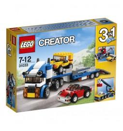 LEGO Creator Kamion pro přepravu aut