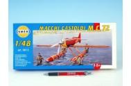 Model Macchi Castoldi M.C.72 17,5x19cm v krabici 31x13,5x3,5cm