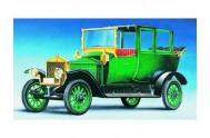 Model Olditimer Rolls Royce Silver Ghos 1911 15,2x5,6cm v krabici 25x14,5x4,5cm