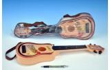 Kytara plast 50cm + trsátko v sáčku