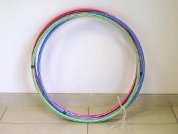 Obruč Hula hop plast průměr 70cm - Rock David
