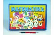 Matematika společenská hra v krabici 28,5x20x3,5cm