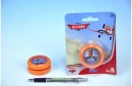 Jojo Planes s vrtulí plast 6cm na kartě