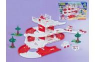 Kid Cars 3D Nemocnice plast 4,8m v krabici od 12 měsíců Wader