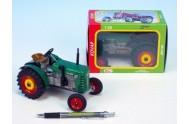 Traktor Zetor 25A kov 15cm 1:25 v krabičce Kovap