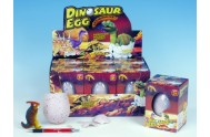 Dinosaurus JUMBO líhnoucí rostoucí 11x8cm v krabičce