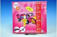 Seva Pro holky 2 plast 600 dílků v krabici 35x33x8,5cm
