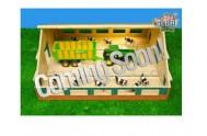 Farma dřevo 43x17x36,8cm v krabici