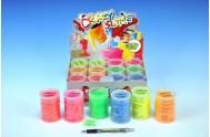 Sliz - hmota neonová asst 6 barev 12ks v boxu