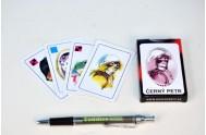 Černý Petr společenská hra karty v papírové krabičce