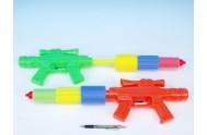 Vodní pistole 54cm asst 2 barvy 12ks v boxu