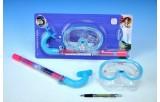 Brýle a šnorchl Frozen na kartě 3+