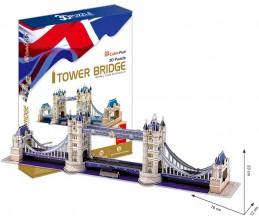 3D Puzzle Tower Bridge, 120 dílků