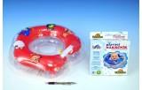 Plavací nákrčník Flipper červený v krabici od 0 měsíců