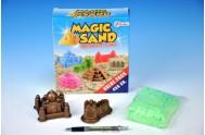 Magický písek 450g + 2 formičky v krabici