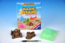 Magický písek 450g + 2 formičky v krabici - Rock David