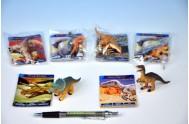 Dinosaurus mini plast 8cm asst 6 druhů v sáčku