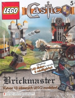 Lego Brickmasters Castle - Chabon Michael