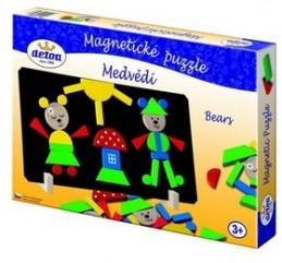 Magnetické puzzle Medvědi - Chabon Michael