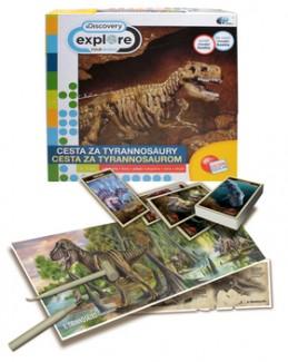 Cesta za Tyranosaury - Chabon Michael