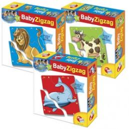 Baby genius baby zvířátka - Chabon Michael