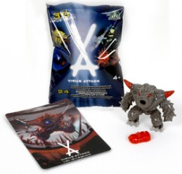 Virus Attack sáček - Chabon Michael
