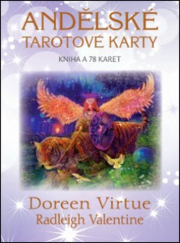 Andělské tarotové karty - Chabon Michael