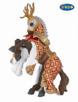 Kůň rytíře Von Jelena červený - Chabon Michael