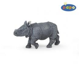 Nosorožec indický mládě - Chabon Michael