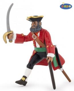 Kapitán s dřevěnou nohou červený - Chabon Michael