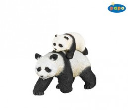 Panda s panďátkem - Chabon Michael