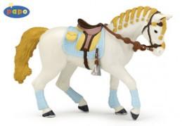 Kůň jezdecký bílý - Chabon Michael