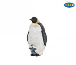 Tučňák s mládětem - Chabon Michael