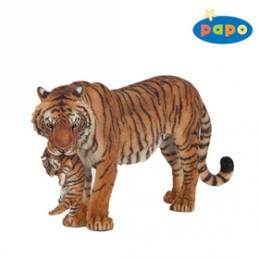 Tygr s mládětem - Chabon Michael
