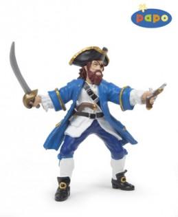 Pirát Barbarossa modrý - Chabon Michael
