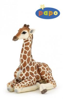 Ležící žirafa mládě - Chabon Michael