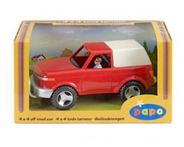 Terénní auto s řidičem - Chabon Michael