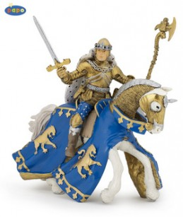 Kůň Prince Richarda modrý - Chabon Michael