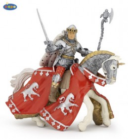Kůň Prince Richarda červený - Chabon Michael