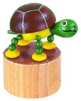 Mačkací figurka želvička - Chabon Michael