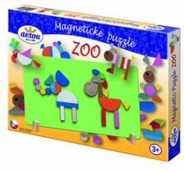 Magnetické puzzle ZOO - Chabon Michael