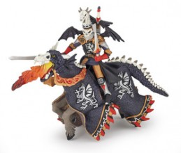 Drak Warrior s koněm - Chabon Michael