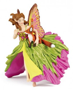 Elfka s lištičkou - Chabon Michael