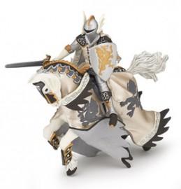Dračí princ bílý s koněm - Chabon Michael