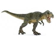 Tyrannosaurus REX zelený běžící