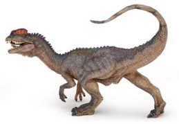 Dilophosaurus - Chabon Michael