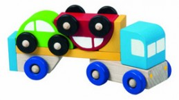 Truck s autíčky - Chabon Michael