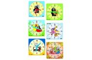Výukové hodiny pro děti - mix motivů
