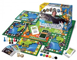 Společenská hra - S Jakubem na rybách - neuveden